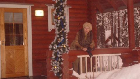 У ресторана я - Людмила Александровна Чупина
