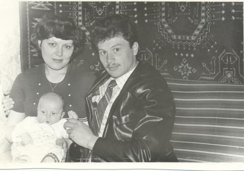 Мы-молодые 1984 - Наталья Сергеевна Сафонова