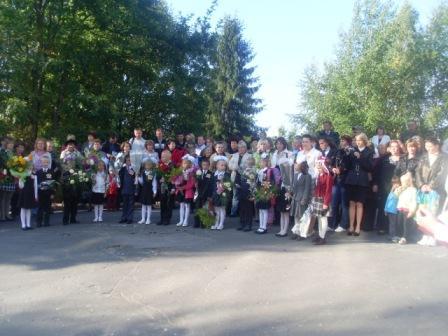 1 сентября 2010 год - Татьяна Юрьевна Макеева