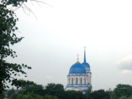 Храм Рождества Христова - Елена Михайловна Малыхина