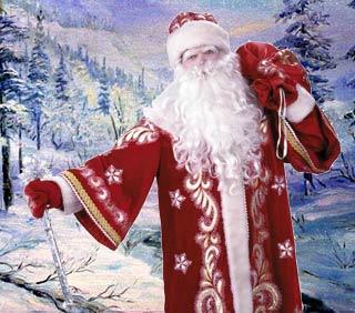 Дед Мороз - Татьяна Николаевна Долгих