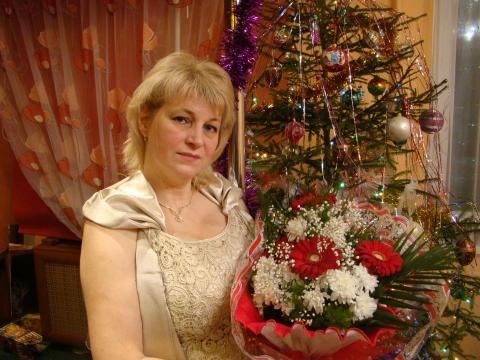 Портрет - Ольга Анатольевна Токарь
