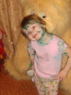 Это внучка в Новый год! - Резида Хайдаровна Хафизова