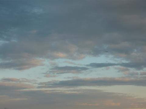 Петербургское небо.Белые ночи. - Александра Николаевна Литвинова
