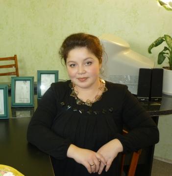 В своем родном кабинете - Татьяна Николаевна Долгих