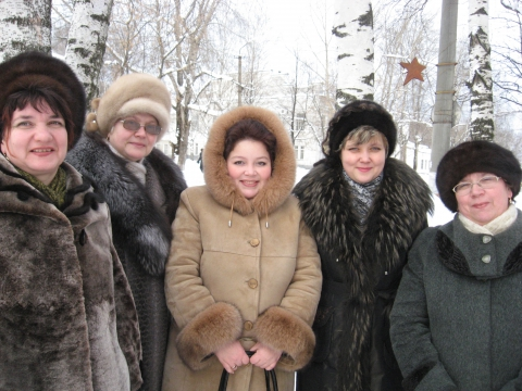 Прогулка - Татьяна Николаевна Долгих