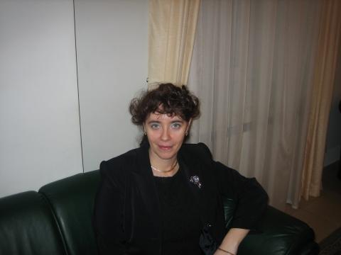 Портрет - Мария Валерьевна Перова