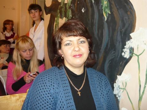 Портрет - Оксана Михайловна Демченко