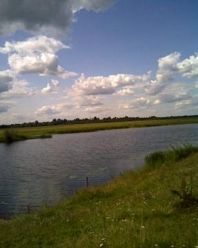 Течет река, бежит река - Здесь мой дом!!!