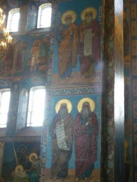 Внутреннее убранство Храма - Александра Николаевна Литвинова