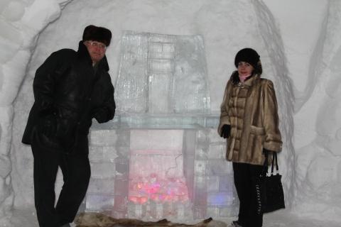 в снежной деревне - Марина Викторовна Саломатина