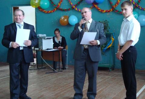 Надежда 2010 год - Муниципальное образовательное учреждение Напольновская средняя общеобразовательная школа