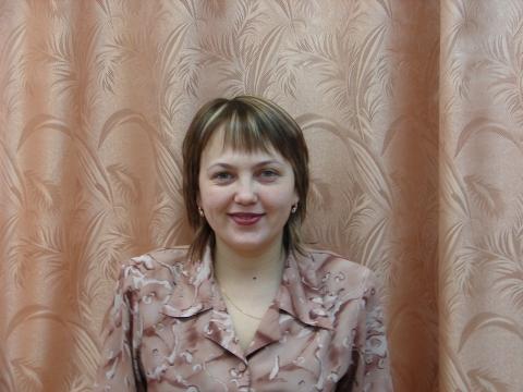 Портрет - Светлана Егоровна Беккер