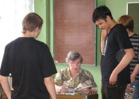 Людмила Петровна Тимофеева - ГБОУ СОШ № 346, Комплекс