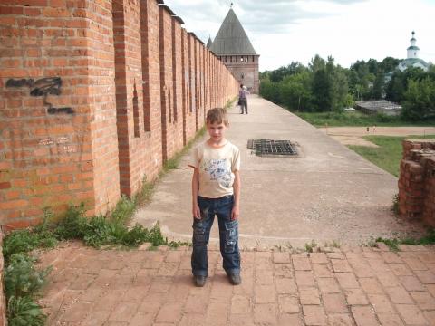 Смоленская крепостная стена - Ирина Дмитриевна Гаврилова