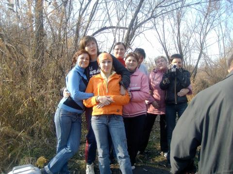 Поездка в Смолинские пещеры, 2008 год - Вера Владимировна Пырьева