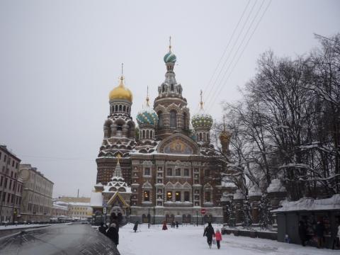 Храм Спаса на крови - Галина Ивановна Казанцева
