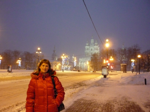 Вечерний Санкт-Петербург - Галина Ивановна Казанцева