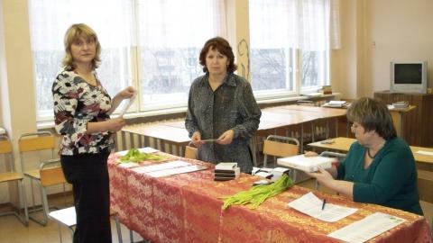 Награждение блокадников 2009 г - ГБОУ СОШ № 346, Комплекс