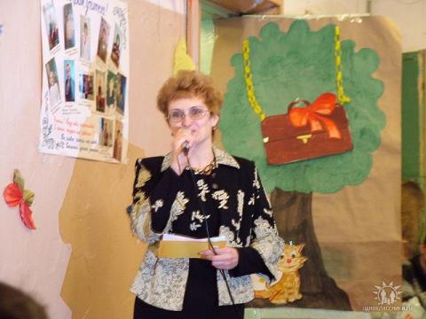 Директор - Калашниковская средняя школа