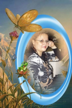 Портрет - Ирина Валерьевна Блохина