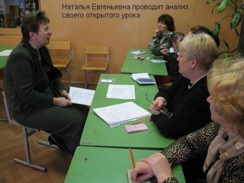 Учитель Виноградова Н.Е. - ГБОУ СОШ № 346, Комплекс