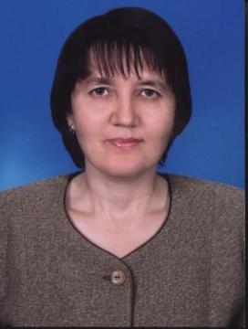 Портрет - Светлана Ринатовна Кинзябулатова