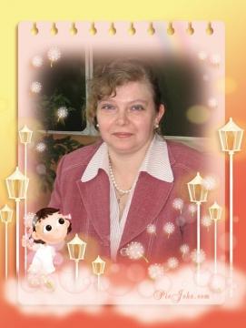 Портрет - Ольга Васильевна Крамина