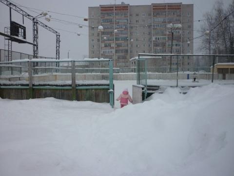 Машенька мечтает о `Ледниковом периоде`, а пока просит папу купить ей коньки - Татьяна Николаевна Долгих