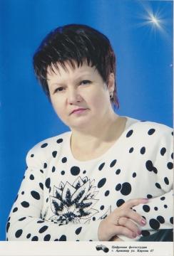 Портрет - Ольга Дмитриевна Шалимова