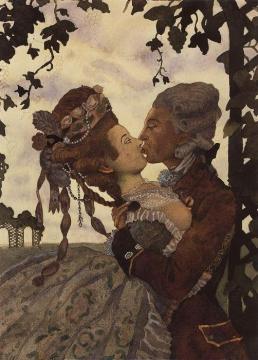 Поцелуй 1914 г. - Татьяна ТЕОдоровна Гридина