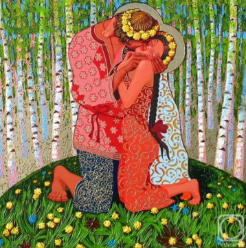 Славянский поцелуй