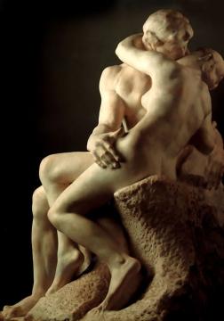 Поцелуй в скульптуре - Татьяна ТЕОдоровна Гридина