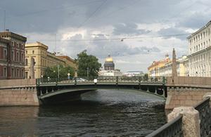 Поцелуев мост в Питере - Татьяна ТЕОдоровна Гридина
