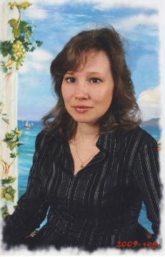 Портрет - Ольга Андреевна Чекашкина