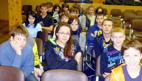 КВН по географии и биологии 1 - ГБОУ Школа № 268 Невского района Санкт-Петербурга
