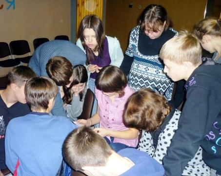 КВН по географии и биологии 5 - ГБОУ Школа № 268 Невского района Санкт-Петербурга
