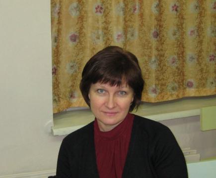 Портрет - Ирина Борисовна Кузнецова