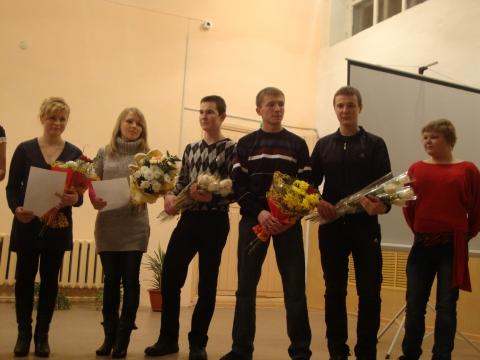 Выпускники 2010 года - Муниципальное образовательное учреждение Северокоммунарская средняя общеобразовательная школа
