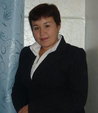 Портрет - Насима Рафиковна Ахмерова