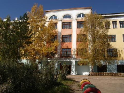 МОУ СОШ №3 - Муниципальное образовательное учреждение средняя общеобразовательная школа № 3 г. Петровск-Забайкальский