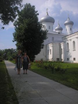 В Новгороде - Ирина Леонидовна Филатова