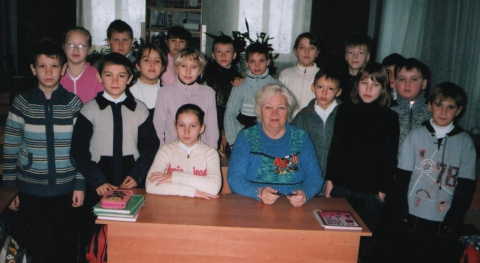 Традиционная встреча с Дианой Алексеевной - Ирина Александровна Гавриленко