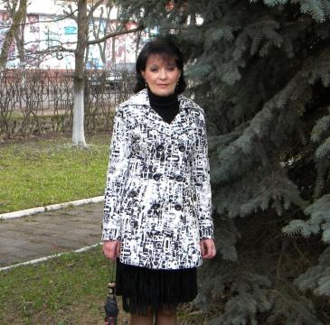 Портрет - Ирина Руфовна Сорокина