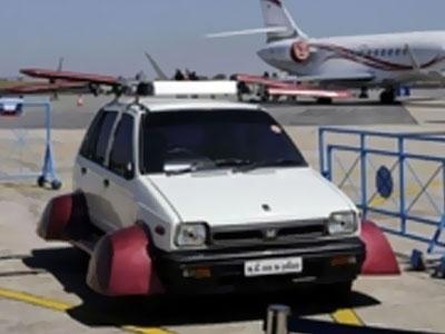 Летающий автомобиль - Галина Григорьевна Нагорнова