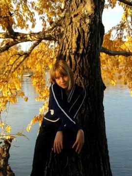 Портрет - Виктория Геннадьевна Родыгина