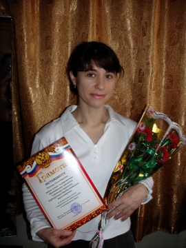 Портрет - Ольга Борисовна Панченко