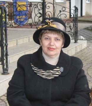 Портрет - Инесса Геннадьевна Пронченок