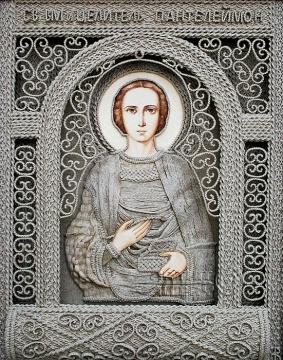 Святой Великомученик Пантелеймон - Людмила Павловна Путилина