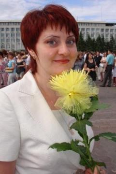 Портрет - Елена Владимировна Шевченко